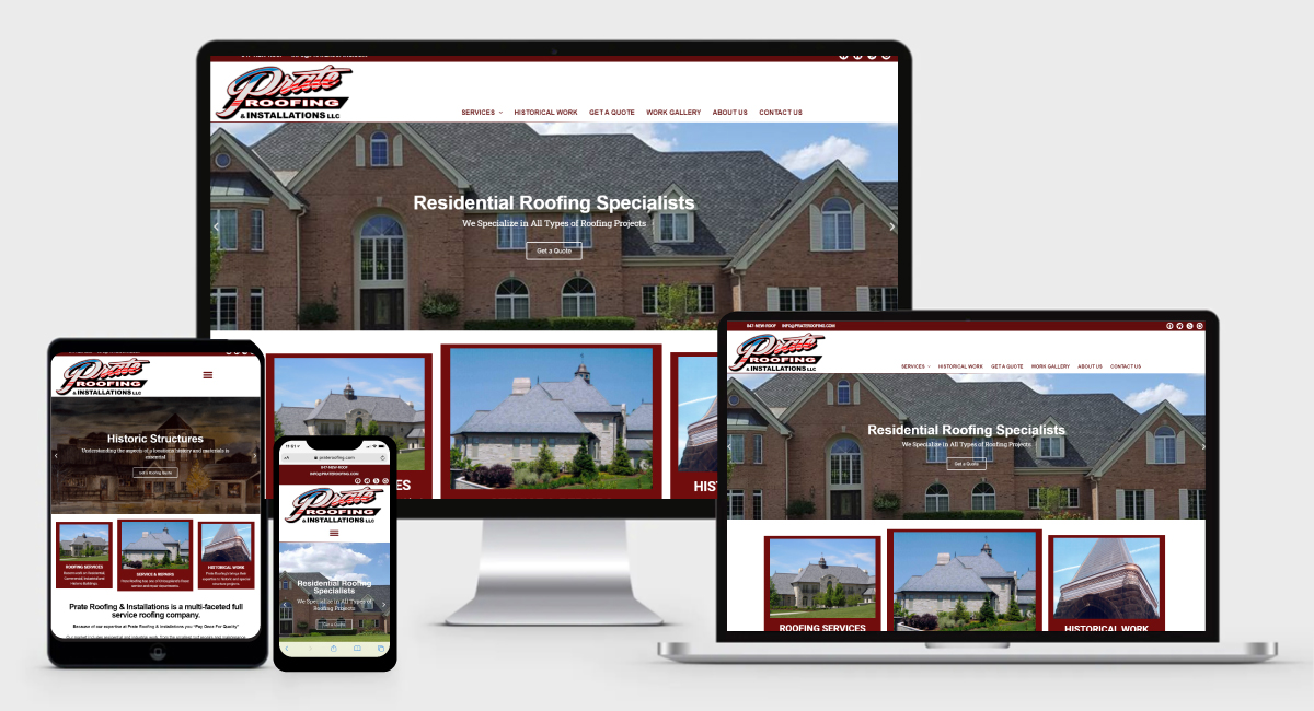 Prate Roofing and Installation